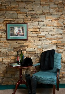 Brownstone ledgestone thinwall